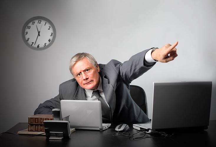 бухгалтер не справился со своими обязанностями как уволить
